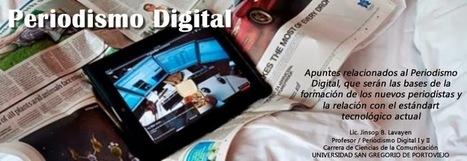 Periodismo Digital USGP: Community Manager: Una raya más al tigre para el Periodista Digital | Periodismo Digital | Scoop.it