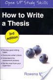 How To Write A Thesis | Student Selected Components in MB BCh | Scoop.it