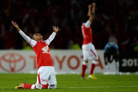 Santa Fe, primer semifinalista de la Copa Libertadores | fútbol Total | Scoop.it