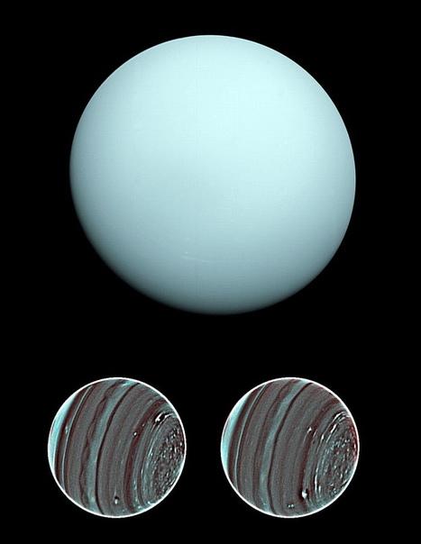 Uranus has a bizarre weather pattern | Science is Cool! | Scoop.it