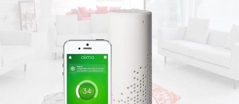 Alima, la station connectée pour analyser la qualité de l'air intérieur   Le flux d'Infogreen.lu   Scoop.it
