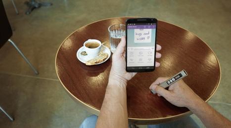Phree, un gadget que nos hará olvidar el papel | Educacion, ecologia y TIC | Scoop.it