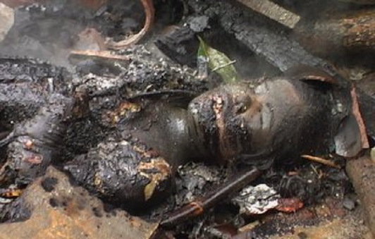 HORRIFYING: islam in Action: 15 Yo Girl Burned to Death by Her Father for Talking on the Cell Phone - Atlas Shrugs