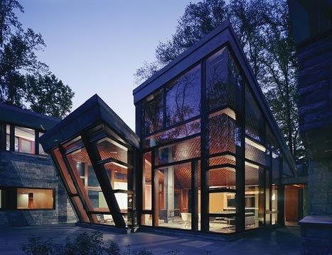 Glenbrook Residence   Art, Design & Technology   Scoop.it