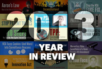 2013 in Review: EFF Convinces Court to Declare National Security Letters Unconstitutional - President's Panel Agrees   Occupy Your Voice! Mulit-Media News and Net Neutrality Too   Scoop.it