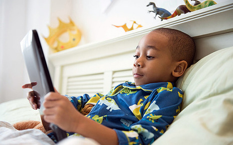 Ebooks boost boys' reading abilities, research finds | 21st century Learning Commons | Scoop.it