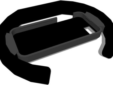 iPhone Steering Wheel Case by biludavis - Thingiverse | Killer Design | Scoop.it
