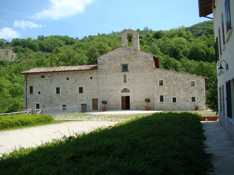 Live the history in Le Marche: Hotel Monastero Valledacqua | Le Marche Properties and Accommodation | Scoop.it