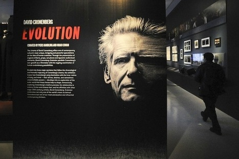 Five things we learned at David Cronenberg: Evolution | 'Cosmopolis' - 'Maps to the Stars' | Scoop.it