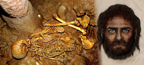 A Mesolithic face from Southern Europe | Archaeology News | Scoop.it