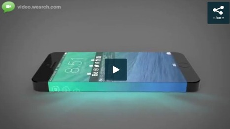 iPhone 6 - Innovative Screen   My English Website - Cas van Eijkeren   Scoop.it