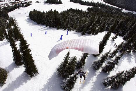 Watch amazing POV video: speedriding made easy - Red Bull (International)   Speedriding   Scoop.it