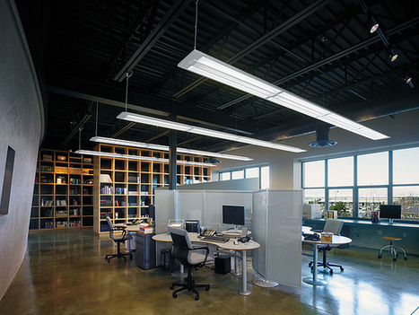 Why Improve Office Lighting? | How to Have the Greatest Office Ever | Scoop.it