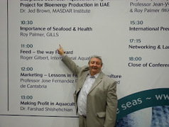 """The Aquaculturists: 20/11/13: Roy Palmer: """"From little things, big things grow"""" 