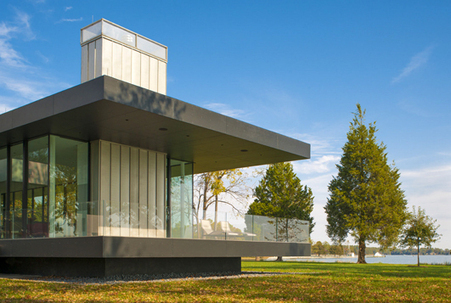 Tred Avon River House - Maryland Residence | e-architect | Architecture | Scoop.it