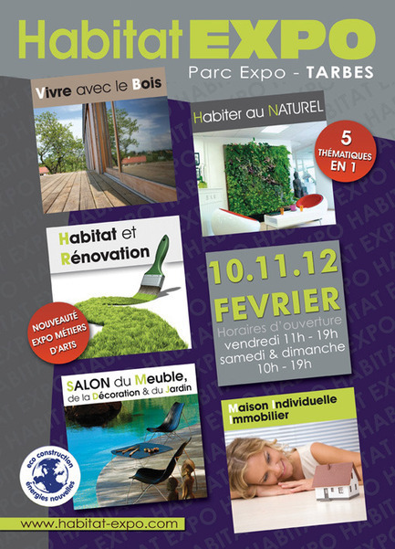 Salon Habitat Expo - Aboxia expose. | Aboxia | Scoop.it
