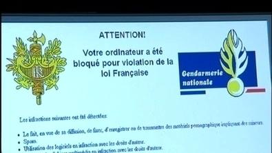 Ordinateur bloqué ? La Hadopi met en garde contre un ransomware | Libertés Numériques | Scoop.it