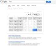 Google bug returns porn for mathematical queries | Strange days indeed... | Scoop.it