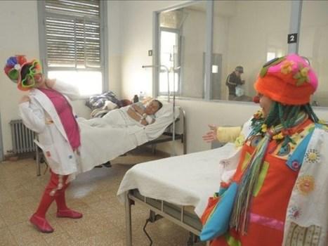 Payamédicos: regalando risas que ayudan a curar - El Tribuno.com.ar | CUIDAR: algo más que CURAR | Scoop.it