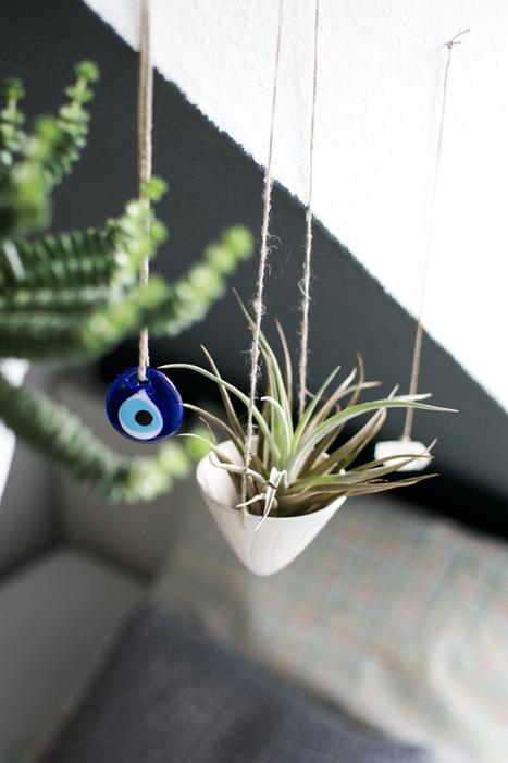 Happy Interior Blog: Urban Jungle Bloggers: Hanging Planters   Interior Design & Decoration   Scoop.it