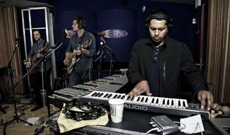 Calexico Live on KCRW | WNMC Music | Scoop.it