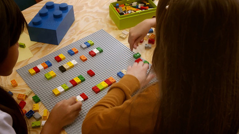 Des LEGO en braille pour faciliter l'apprentissage de la lecture aux enfants aveugles   IDEES BUSINESS   Scoop.it