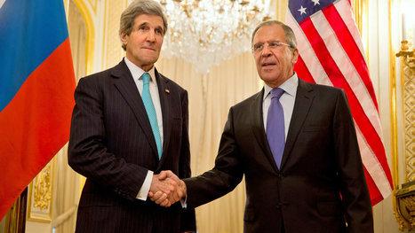 Promises of Diplomacy but No Advances in Ukraine Talks | Politics | Scoop.it