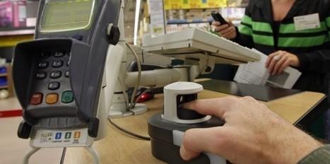 Un système biométrique pour payer du bout des doigts   Ma revue du Web   Scoop.it