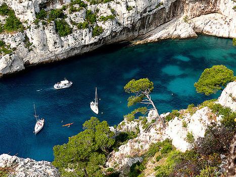 Week-end dans les calanques de Marseille et de Cassis - Massif des calanques - Bouches du Rhône | The Blog's Revue by OlivierSC | Scoop.it