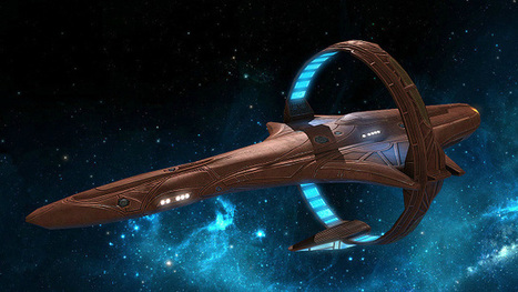 HOW NASA MIGHT BUILD ITS FIRST VERSION OF A WARP DRIVE ... | Alcubierre Drive | Scoop.it