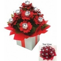 A Dozen Baci Roses $99 (AUD) | FREE Delivery | Red Wrappings | Birthday Gifts | Scoop.it
