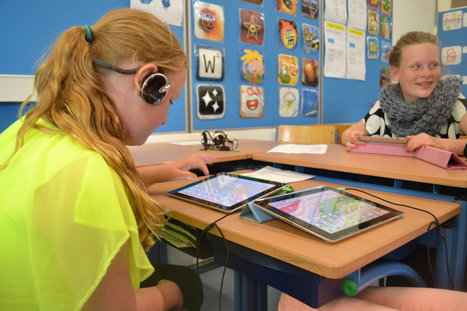 Tablets in Dutch Schools Usher in a New Era | Shoulda, Coulda Explored This | Scoop.it