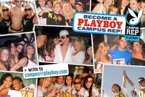Playboy College Rep | Brand Ambassadors | Scoop.it