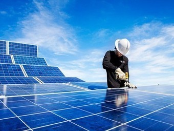 California added more rooftop solar capacity in 2013 than in the past 30 years combined!   Sustainability Science   Scoop.it