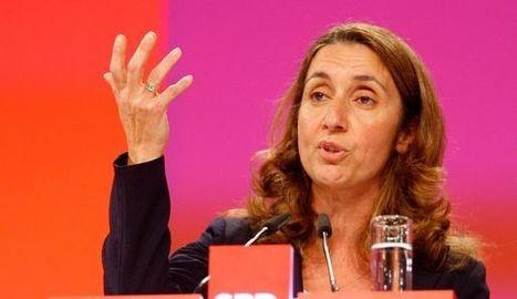 Allemagne: Aydan Özoguz, ministre d'origine turque, une première | Women in action : positive initiatives for women | Scoop.it