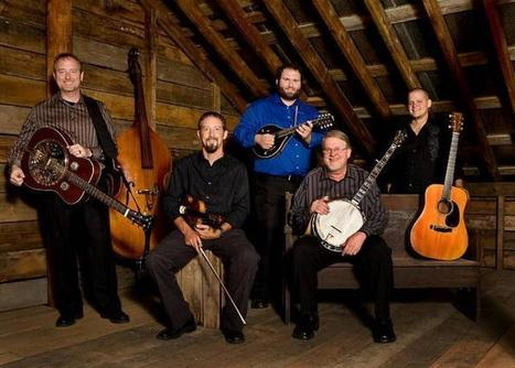 WUNC Is Tinted 'Bluegrass' This Week For IBMA - WUNC | Acoustic Guitars and Bluegrass | Scoop.it