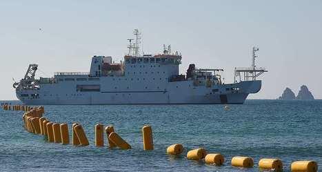 Google et Facebook s'allient sur un projet de câble sous-marin de 13.000 km | Actualité Social Media : blogs & réseaux sociaux | Scoop.it