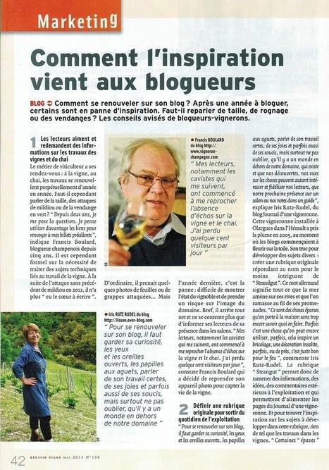 Vigne et Vin - deux mois bien remplis | Vin et Culture | Scoop.it