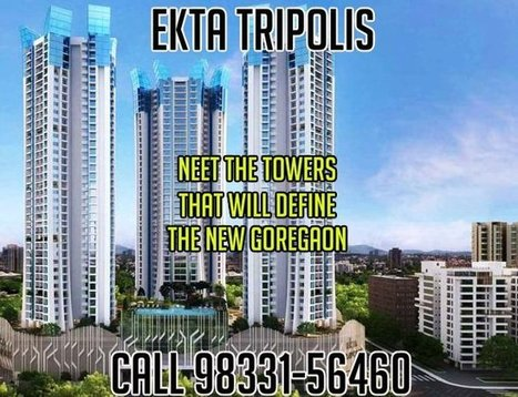 Ekta Tripolis Mumbai | Real Estate | Scoop.it