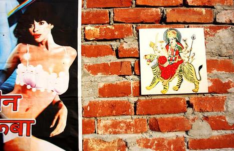 Tiled Gods Appear on Mumbai Streets | Photographer Amit Madheshiya | PHOTOGRAPHERS | Scoop.it
