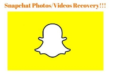 How to Recover Snapchat Photos/Videos? | Android Data Recovery Blog | Android News | Scoop.it