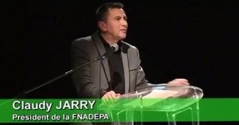 "Vidéo : Claudy Jarry, la ""3ème voie""   Médico-social   Scoop.it"