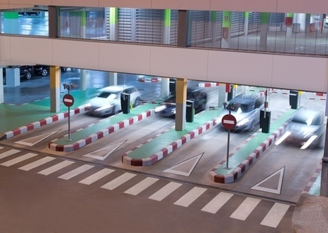 Designing Parking Garages With a Car-less Future in Mind | city greening | Scoop.it