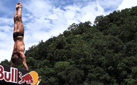 Artem Silchenko wins in Thailand to take claim Red Bull Cliff Diving World ... - Telegraph.co.uk | rock climbing | Scoop.it