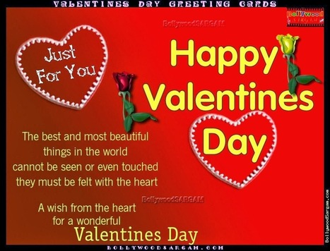 Happy Valentine Day Wallpapers and Greetings | Happy Valentine Wallpapers | Scoop.it