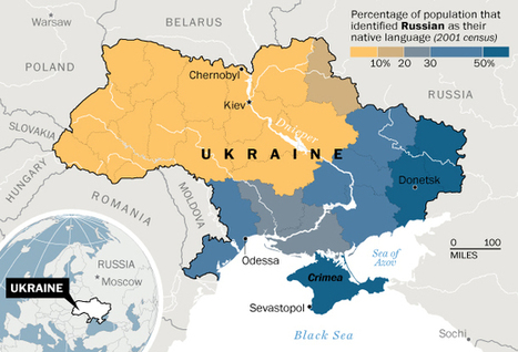 9 questions about Ukraine you were too embarrassed to ask | Geography 200 Portfolio | Scoop.it