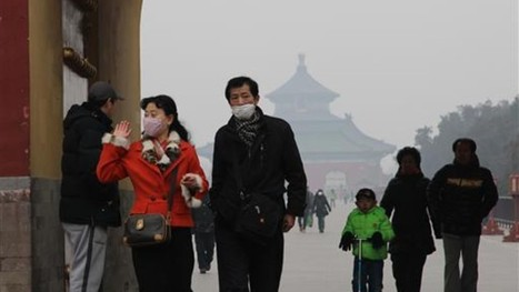 Tainted Air Kills More Than AIDS, Diabetes, WHO Report Shows   IB Section 1 Micro   Scoop.it