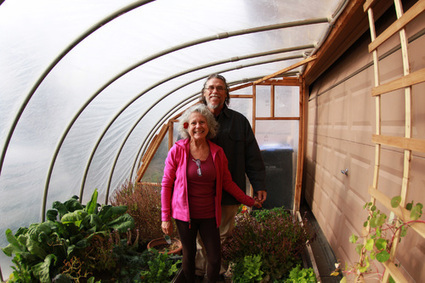 Urban farmers spur a small agricultural renaissance in the valley - Las Vegas CityLife | Vertical Farm - Food Factory | Scoop.it