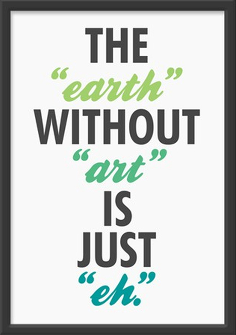 Exactly...! | The Arts for the world | Scoop.it