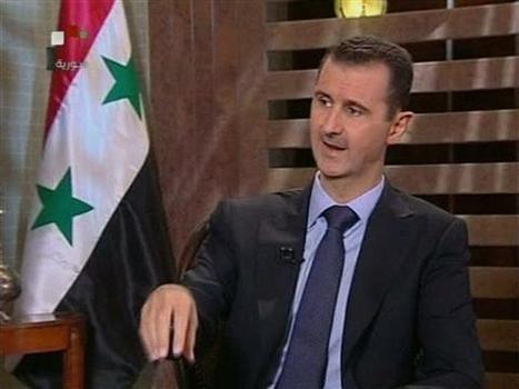 EU Leaders Threaten Syria with More Sanctions, Urge Assad to Resign | Coveting Freedom | Scoop.it